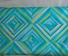 Timeless Treasures Fabric cotton Colorwash C9863 Island.blue yellow green !SALE!