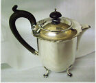 Vintage Welbeck Plate Silver Plated COFFEE / Water POT Jug A Clark 6inTall382gms