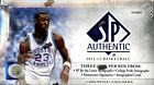 2012-13 UPPER DECK SP AUTHENTIC BASKETBALL HOBBY BOX FACTORY SEALED NEW
