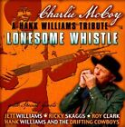 CHARLIE MCCOY (HARMO - A HANK WILLIAMS TRIBUTE: LONESOME WHISTLE * - NEW CD