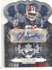 2010 10 PANINI CROWN ROYALE ROOKIE AUTO SIGNATURE DIE-CUT 138 299