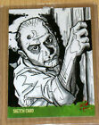 2012 Unstoppable Cards Night of the Living Dead sketch Puis Calzada 1 1
