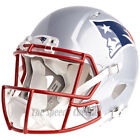 NEW ENGLAND PATRIOTS Riddell Speed NFL Authentic Football Helmet