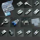 15pcs Domestic Sewing Machine Presser Foot Set For Janome Brother Singer NewHome