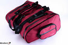 Honda ST1300 PanEuropean Saddlebag Liner Bag Liners FULL SIZE Red, a Pair