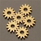 6 RT-HO CNC MACHINED 12 TOOTH DRIVE GEARS AURORA T-JET HO SLOT CAR RACING