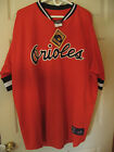 Cal Ripken Jr.-Baltimore Orioles-Authentic Jersey-Cooperstown Collection-Size XL