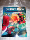 Ball Blue Book Guide To Home Canning, Freezing & Dehydration pb 1998