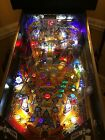 Nba Fastbreak Pinball with ALL Led Lightkit     100% SHOPPED OUT...GORGEOUS!