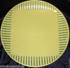 BAUM BROTHERS STYLE EYES GEO COLLECTION SALAD PLATE 8 1/4