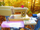 KENMORE SEARS sewing machine model 131 accessories  case  VGC