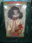 CLASSIC TREASURES SPECIAL EDITION COLLECTIBLE DOLL NIB