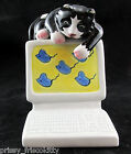 Black & White CATS Salt and Pepper Shakers