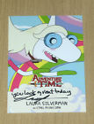 Cryptozoic Adventure Time Trading Card autograph Laura Silverman ETHEL A5 great