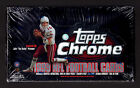 1999 Topps Chrome Football Box-Hobby Factory Sealed-Refractor Rookies?