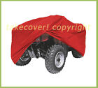 Honda FourTrax Recon ATV Cover RED ftr7797 LR4
