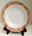 Majesty Fine China  Cereal/Soup/Salad Bowls in  Marbeled Rose   - 4