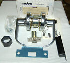 Medeco Embassy 20AAA381 0005 Privacy Door Lever Set SATIN CHROME Sub-Assembled