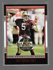 Jeff Garcia 1 1 Card, The National Sports Collectors Convention COA (1 of 1)