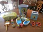 Nickelodeon Spongebob Squarepants 13-Piece Bath Collection With Emerson Boombox