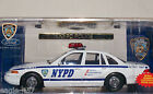 NEW YORK CITY POLICE DEPT - FORD CROWN VICTORIA - CODE 3 - HWY PATROL CAR - 1:24