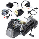 150cc GY6 Air Cooled Scooter ATV Go Kart Moped 4 Stroke Engine Kick Start Lever