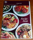 GE Contact Grill Instruction 840071500 pamphlet and Recipe Booklet