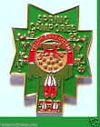 1995 Boy Scouts -Spring Camporee AAC-BSA Yellow River District Pin