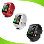 Nano WaterProof U8 Bluetooth Smart Watch Phone Mate For Android Samsung HTC LG