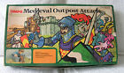 Timpo Medieval Outpost Attack Rare Boxed Action Figure Playset c1960's/70's