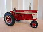 1960s Ertl 1/16 International Harvester Farmall 560 Fast Hitch Steerable Tractor