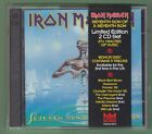 Iron Maiden - Seventh Son Of A... Limited Edition 2CD Castle Records - Like New!