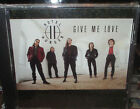 HOTEL HUNGER Give Me Love CD PROMO SEALED