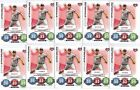(10) 2010 Topps Update Baseball ATTAX CODE #76 Stephen Strasburg RC Insert Lot