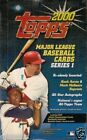 2000 Topps Series 1 Hobby Factory Sealed Box 36 Packs per box 11Cards per pack