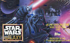 STAR WARS GALAXY SERIES 1 FACTORY SEALED WAX CARD BOX CARDS 36 PACKS 1993