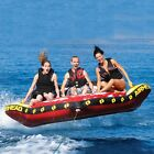 Airhead Storm III 3 Inflatable Water Tube Triple Rider Boat Tow Towable AHST 3