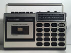 Nice Collectible Portable AM/FM Radio Cassette Player Boombox Panasonic RQ-517S