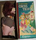 Strutting Circus Trio, (Bear) Wind Up, Cragstan Lot 756