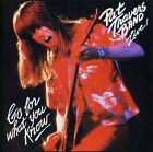 Pat Travers - Live: Go for What You Know [New CD]