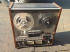 TEAC A-4300SX Auto Reverse Reel to Reel Tape Deck Player Recorder