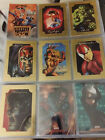 Marvel Masterpieces COMPLETE SERIES 1996 (1992-2008) Chase Rare Gallery Cards
