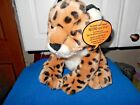 RECORD & PLAY PLUSH CUB TIGER INTERACTIVE VGC CUTE