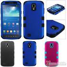 Protective TUFF Hybrid Case Cover For SAMSUNG Galaxy S4 Active (i537)