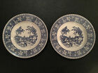 Pair Homer Laughlin Stratwood Collection Shakespeare Country Dinner Plates