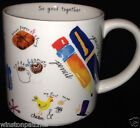 HALLMARK SO GOOD TOGETHER MUG 14 OZ VICTORIA & ALBERT COFFEE & DONUTS