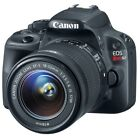 Canon EOS Rebel SL1 100D 180 MP Digital SLR Camera with 18 55mm STM Lens