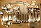 ARGOSY 1847 ROGERS BROS SILVERPLATE SET 72 PCS 1926 SERVING PIECES