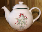 Corelle Coordinates Callaway Holiday Large 6 Cup (48 oz.) Tea Pot With Lid EXCEL