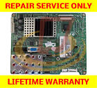Samsung LN40A550P3FXZA Main Board  REPAIR SERVICE  TV Cycling On and OFF